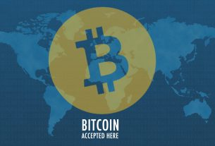 Bitcoin Accepted Here World