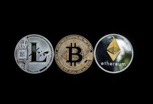 Litecoin Bitcoin Ethereum
