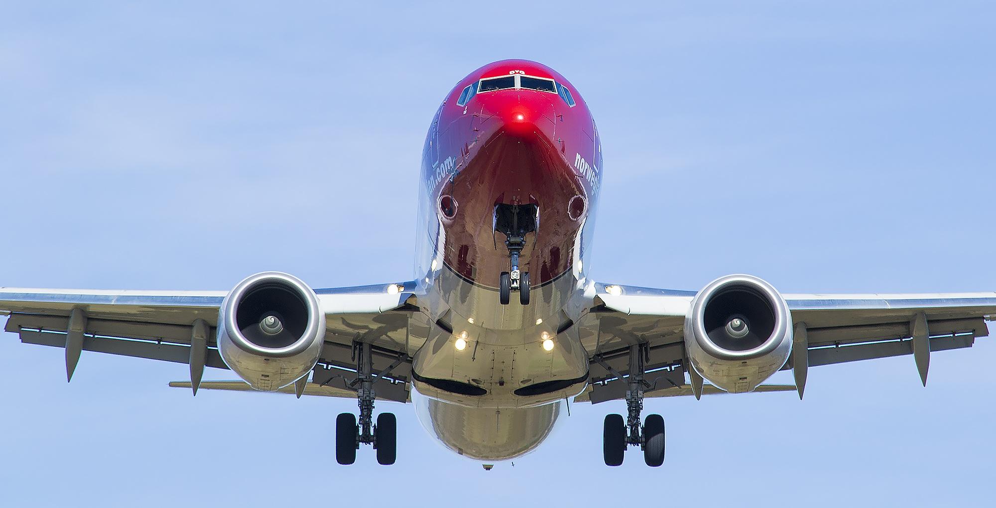 Norwegian Flygplan