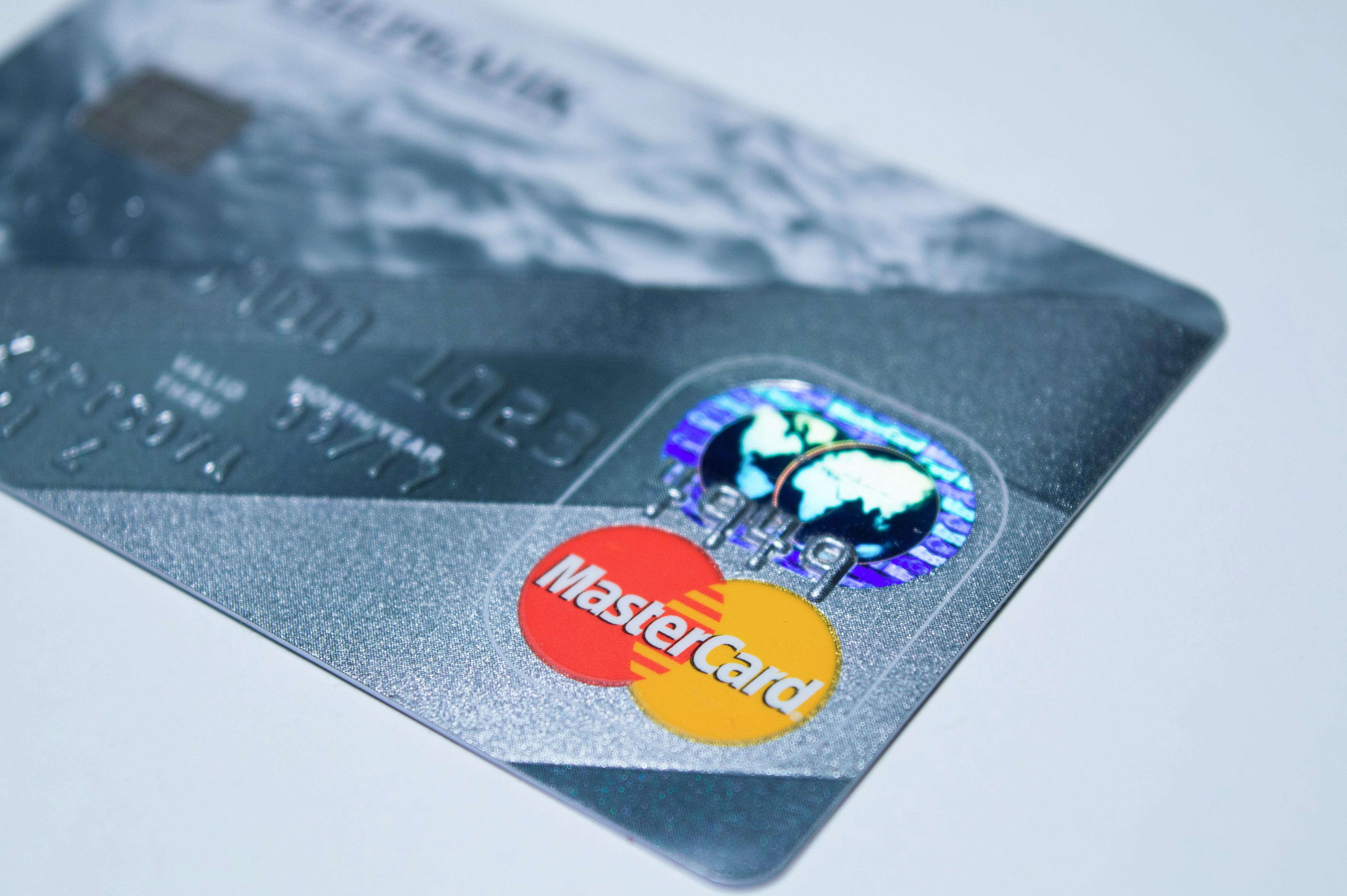 Mastercard Kreditkort