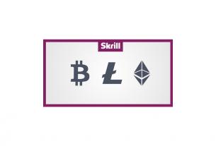 Skrill Bitcoin Litecoin och Ethereum