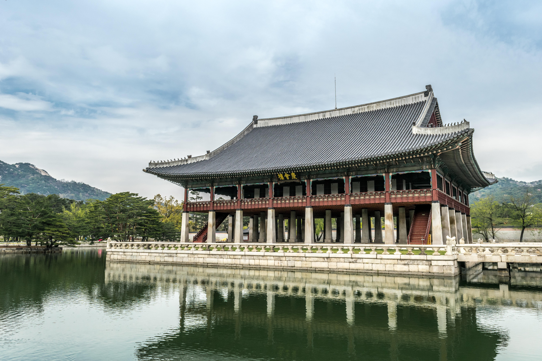 Palats i Sydkorea