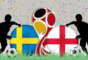 Sweden v England World Cup