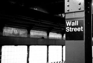 Wall Street Tunnebanestation